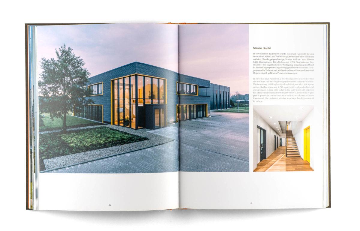 Buchgestaltung: Architektur mit System