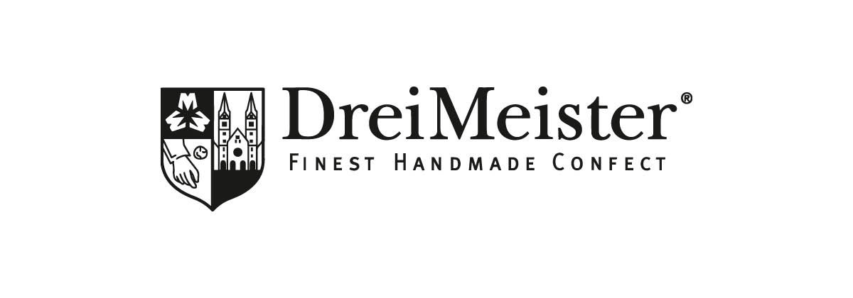 Drei Meister Schokolade Logo