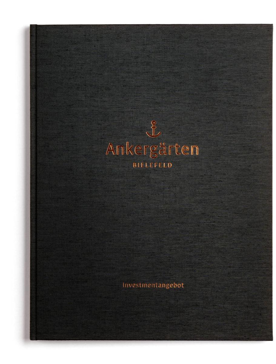 Ankergärten Bielefeld Buch Investmentangebot