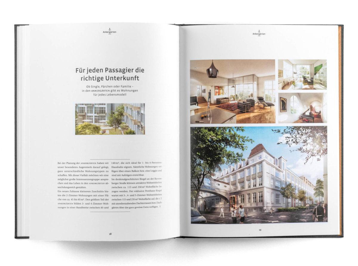 Ankergärten Bielefeld Buch