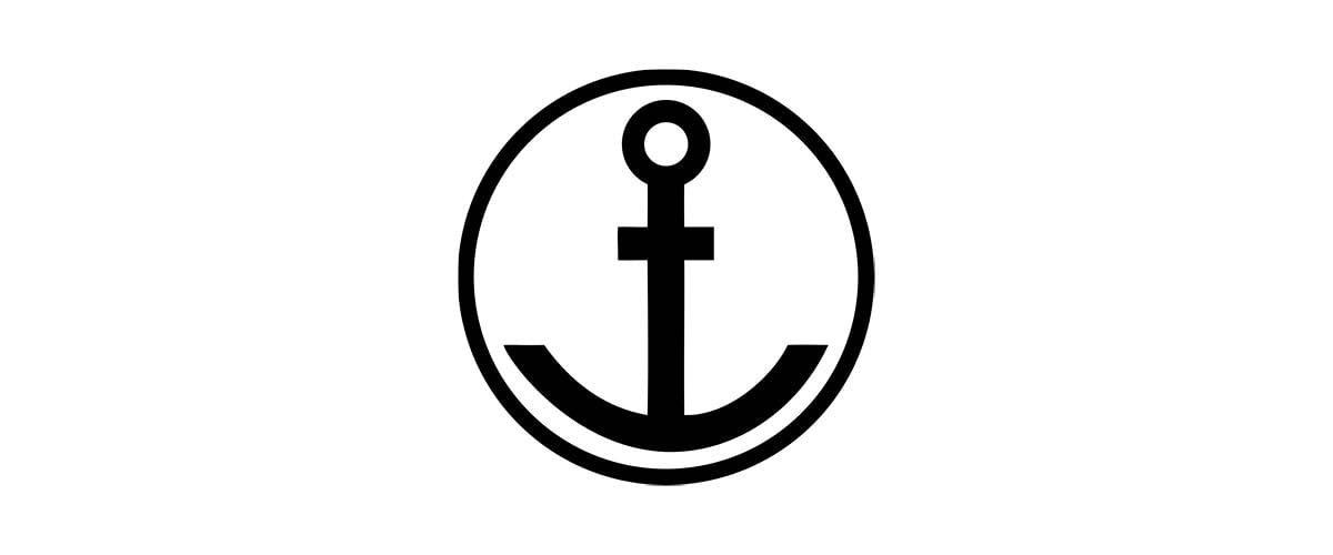 Anker Gärten Bielefeld, Historisches Logo