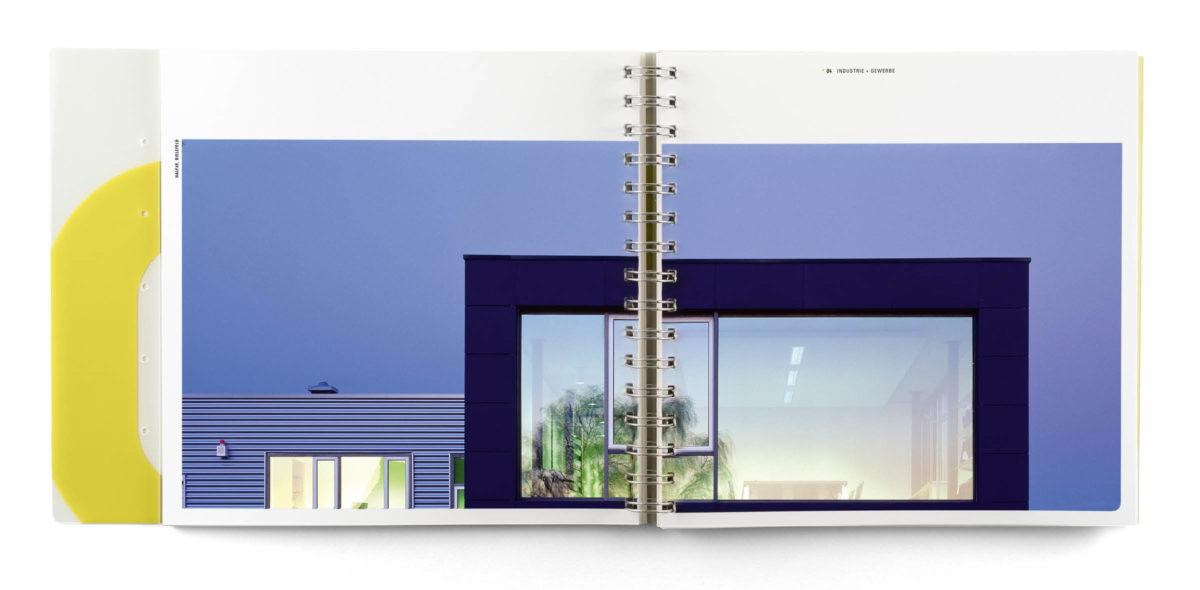 bhp Architekten Broschüre