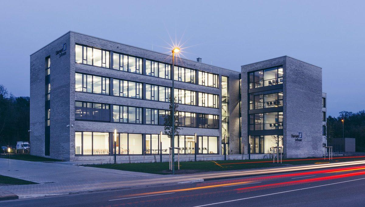 Foto Diamant Software Bielefeld – bhp Architekten + Generalplaner GmbH
