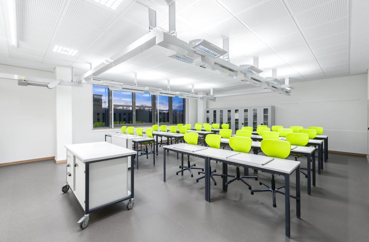 Foto Schule Bielefeld – bhp Architekten + Generalplaner GmbH