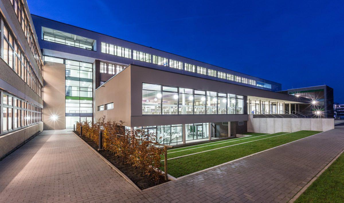 Foto MPG Gymnasium Bielefeld – bhp Architekten + Generalplaner GmbH