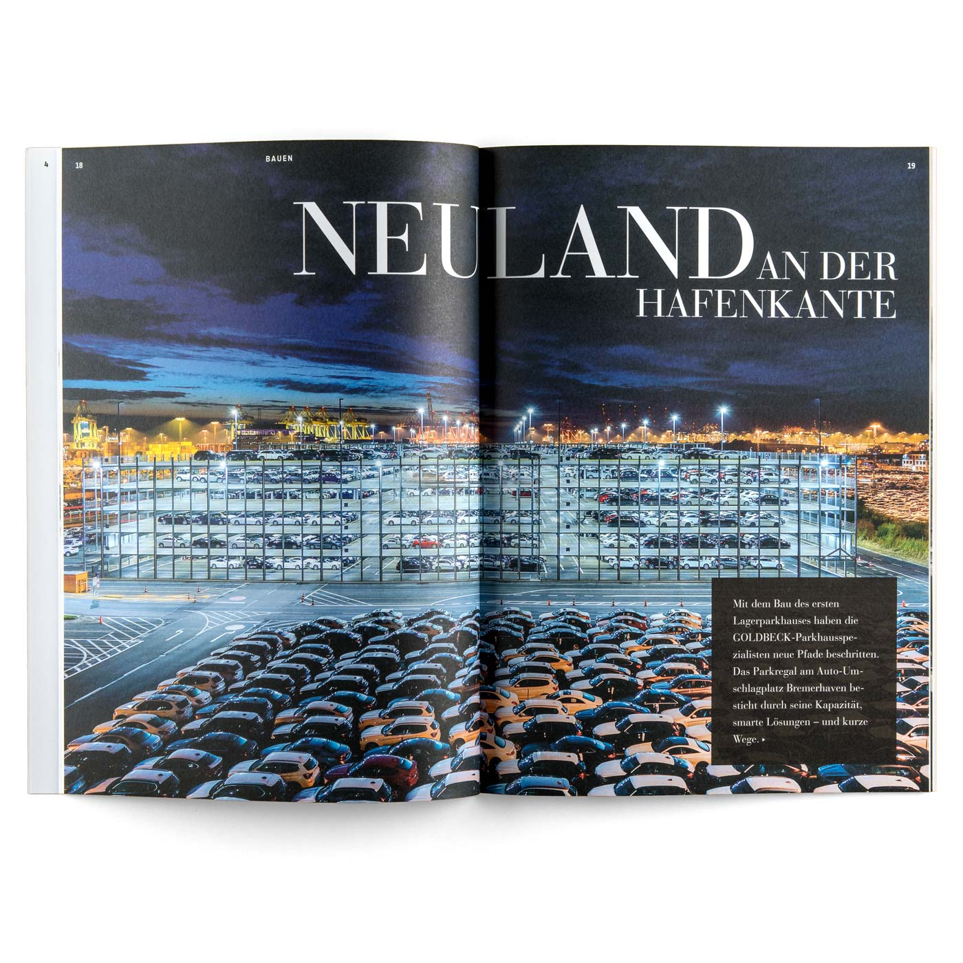 bau|zeit – Magazin für Architektur, Bauen und Gesellschaft