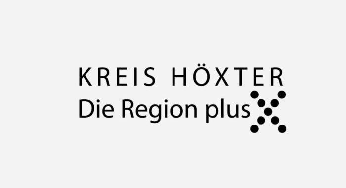 Kreis Höxter Logo schwarz-weiß