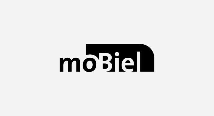moBiel Logo schwarz-weiß