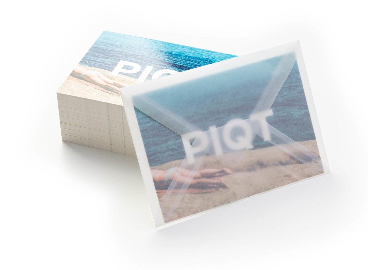 PIQT Webshop für Fotokunst Postkarten