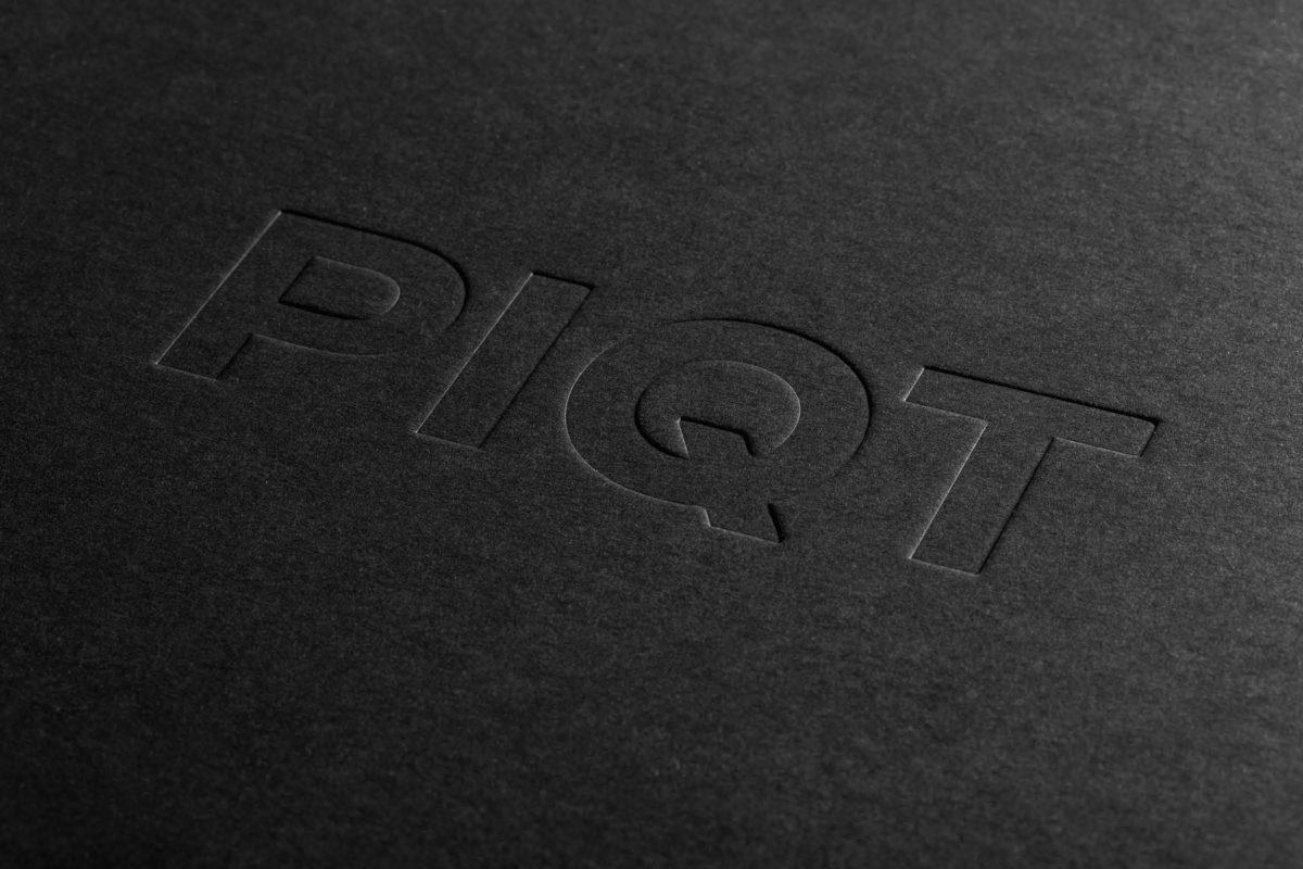 PIQT Webshop für Fotokunst Tiefprägung