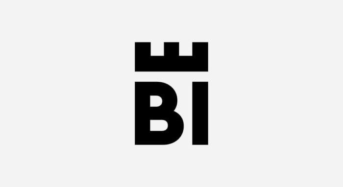 Bielefeld Logo schwarz-weiß
