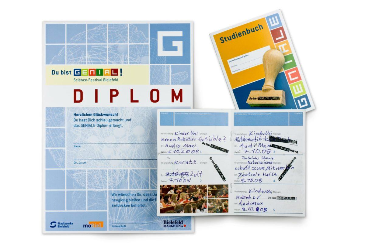 GENIALE Bielefeld Diplom