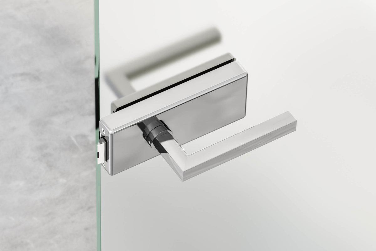 HUGA Holztüren fotorealistisches 3D
