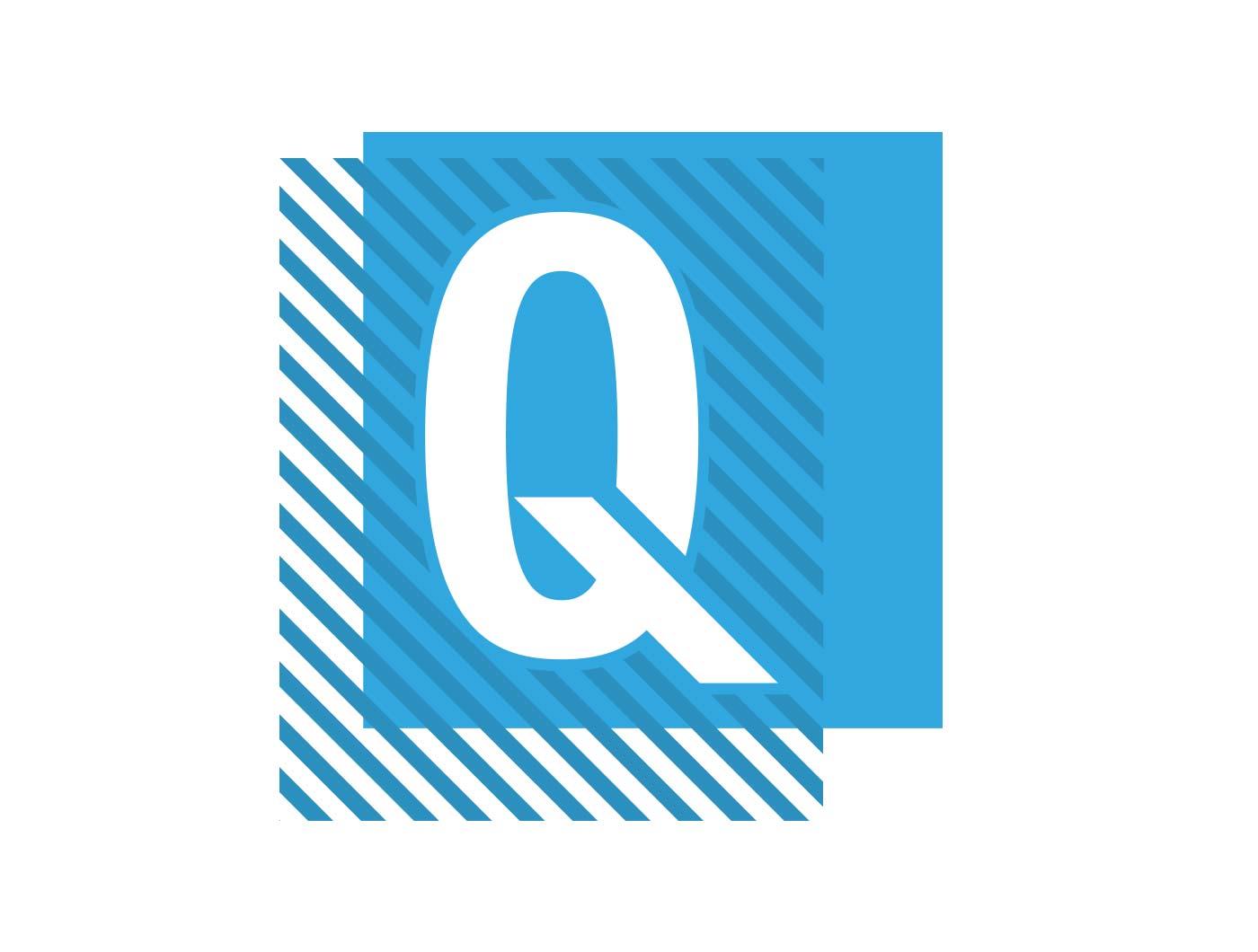 Raum zum Querdenken, Universität Bielefeld, Logo