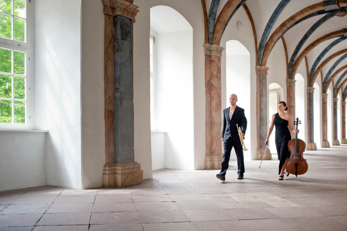 Schloss Corvey Foto