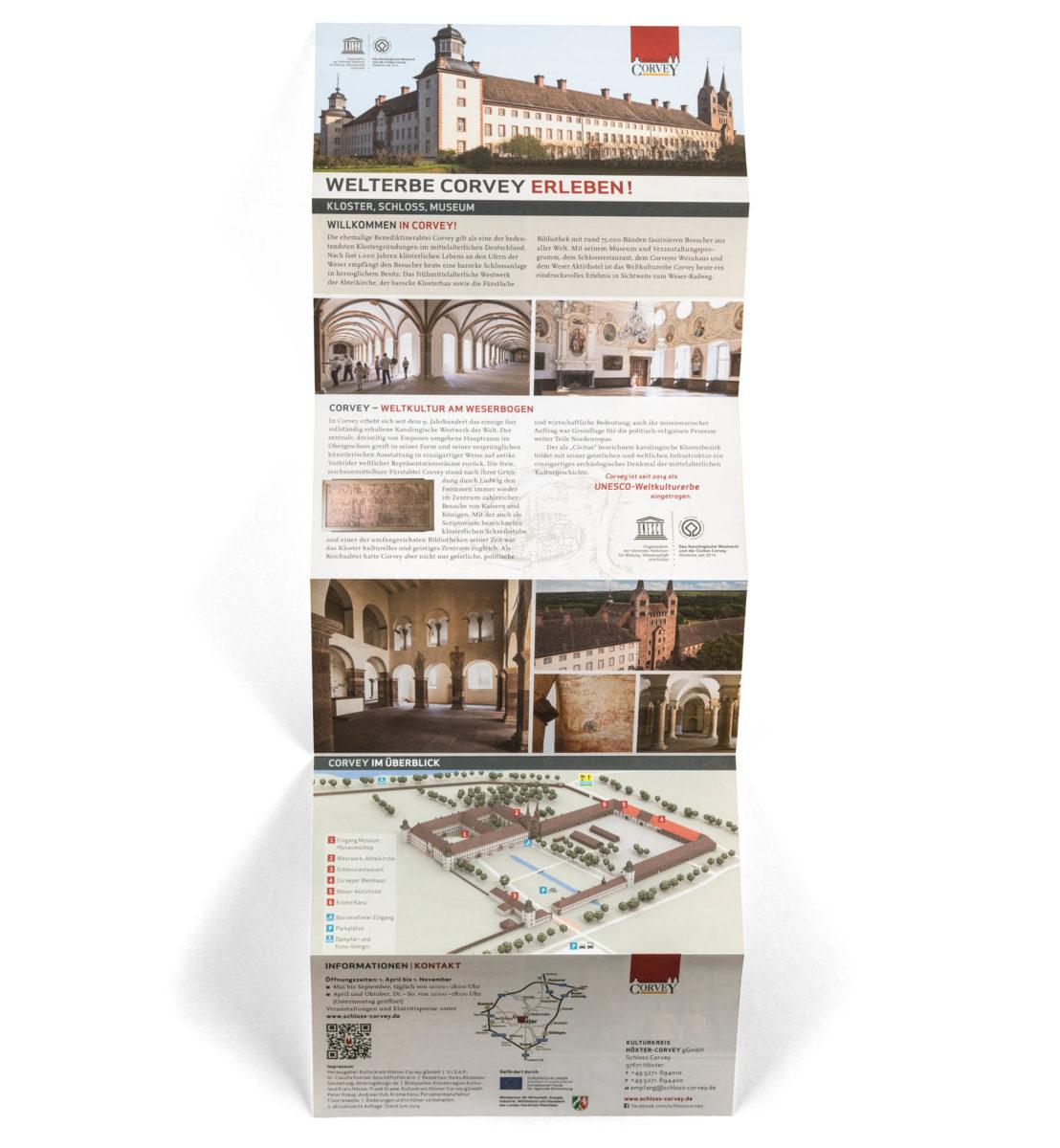 Schloss Corvey Leporello