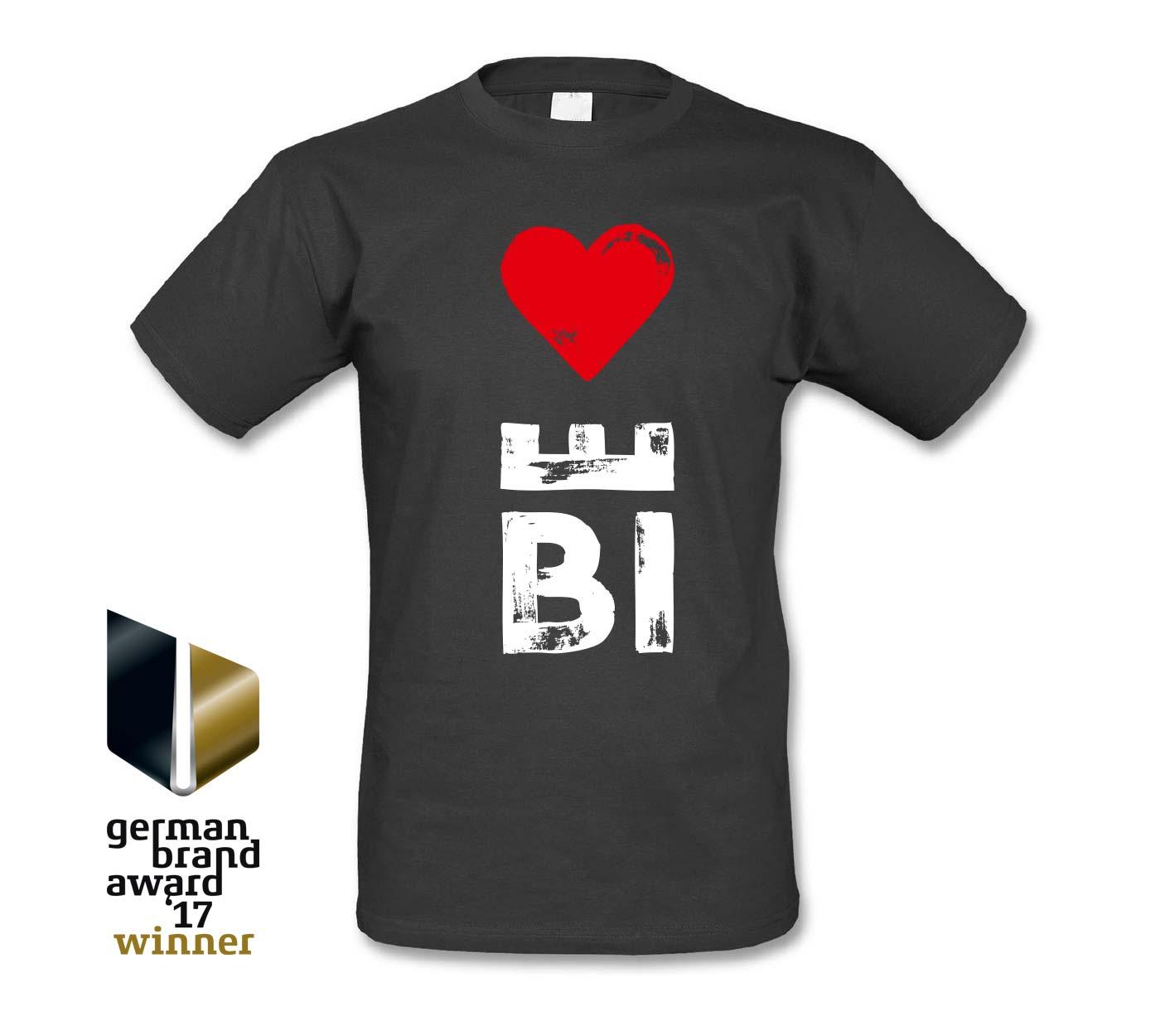Stadt Bielefeld Corporate Design T-Shirt