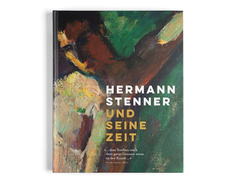 Kunstforum Hermann Stenner Ausstellungskatalog
