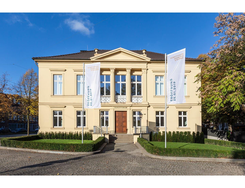 Kunstforum Hermann Stenner Außenansicht
